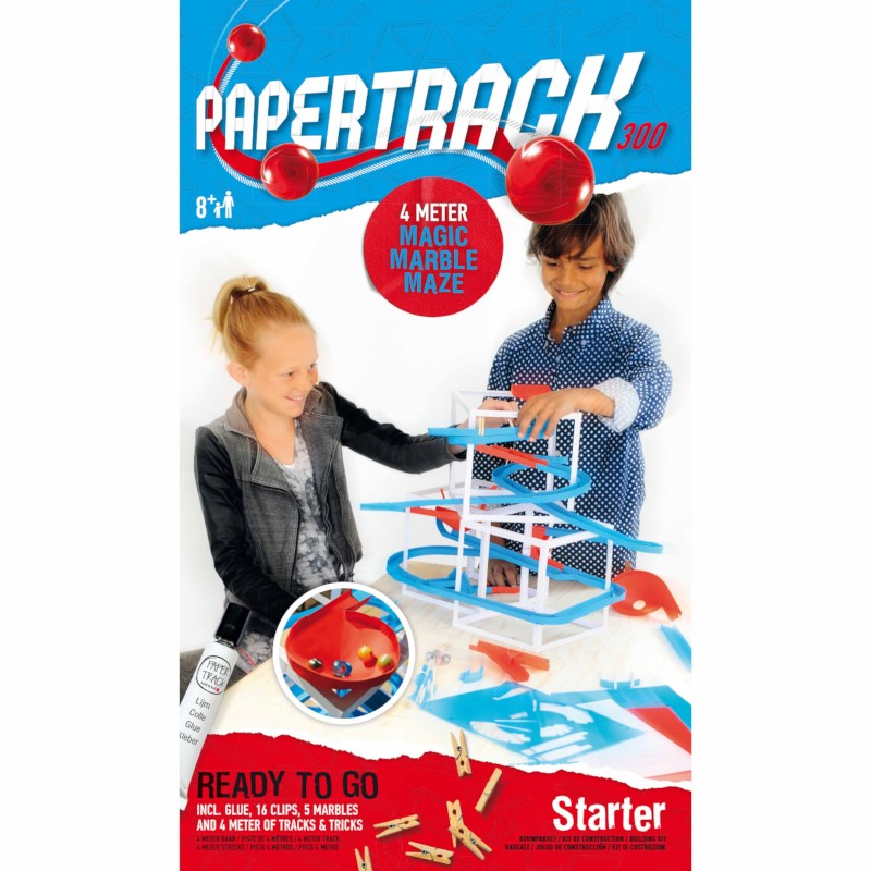 Papertrack   Startpakket   300