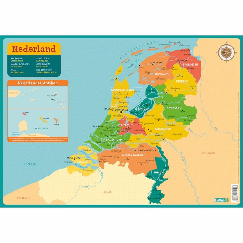 Bureau onderlegger | Nederland