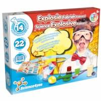 Science4You | Explosie Fabriek Kaboom!