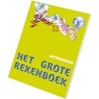 Leerlingenboek 8, Het grote rekenboek