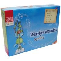 Spel Warrige woorden | Spelling