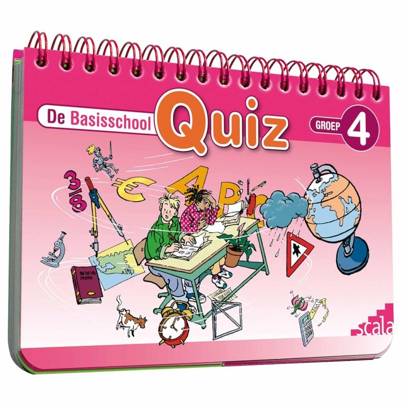 De Basisschool Quiz   Groep 4