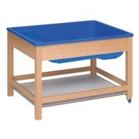Zandwatertafel | Klassehout | Bodemplaat