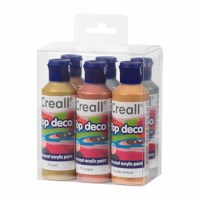 Acrylverf | Creall | Deco metallic | 80 ml