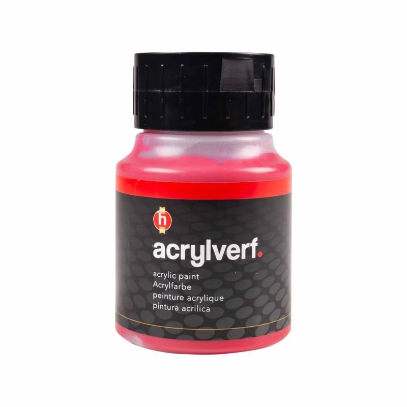 Acrylverf   Heutink   Karmijn   500 ml