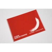 Schetsboek   120 grams   24 x 32 cm