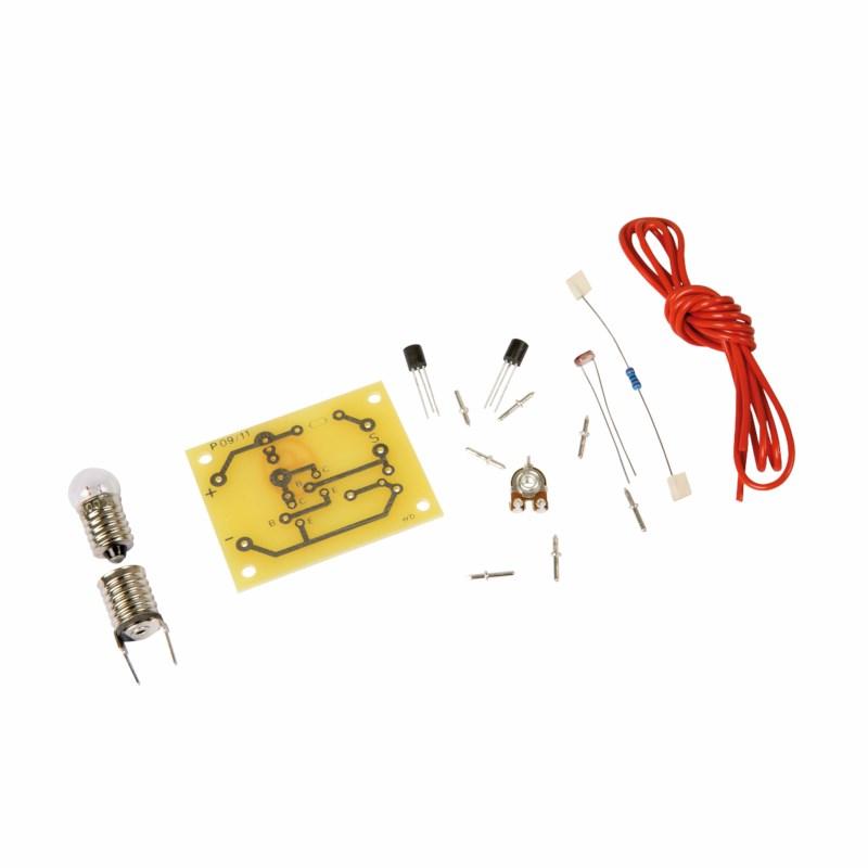Bouwpakket | Elektronische kaars