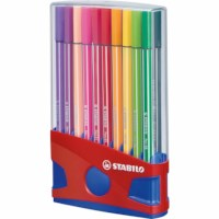 Viltstift   Stabilo pen 68   20 stuks