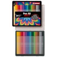 Viltstift | Stabilo pen 68 | 20 stuks, blik