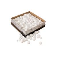 Tempex | Assorti | Eieren en ballen | 1,5 - 6,1 cm | 550 stuks