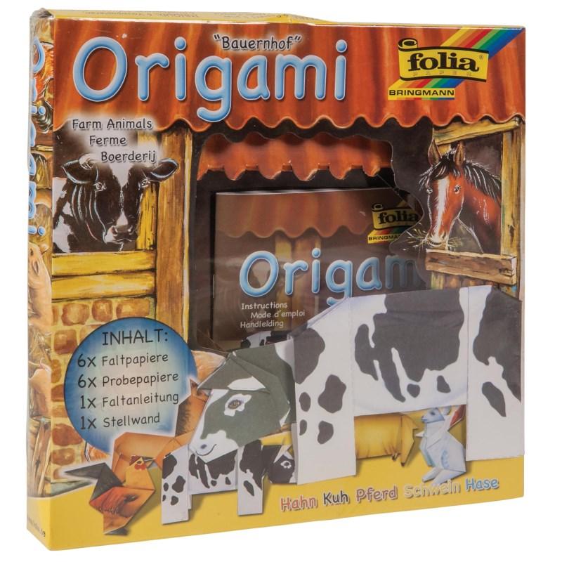 Origami   Boerderij