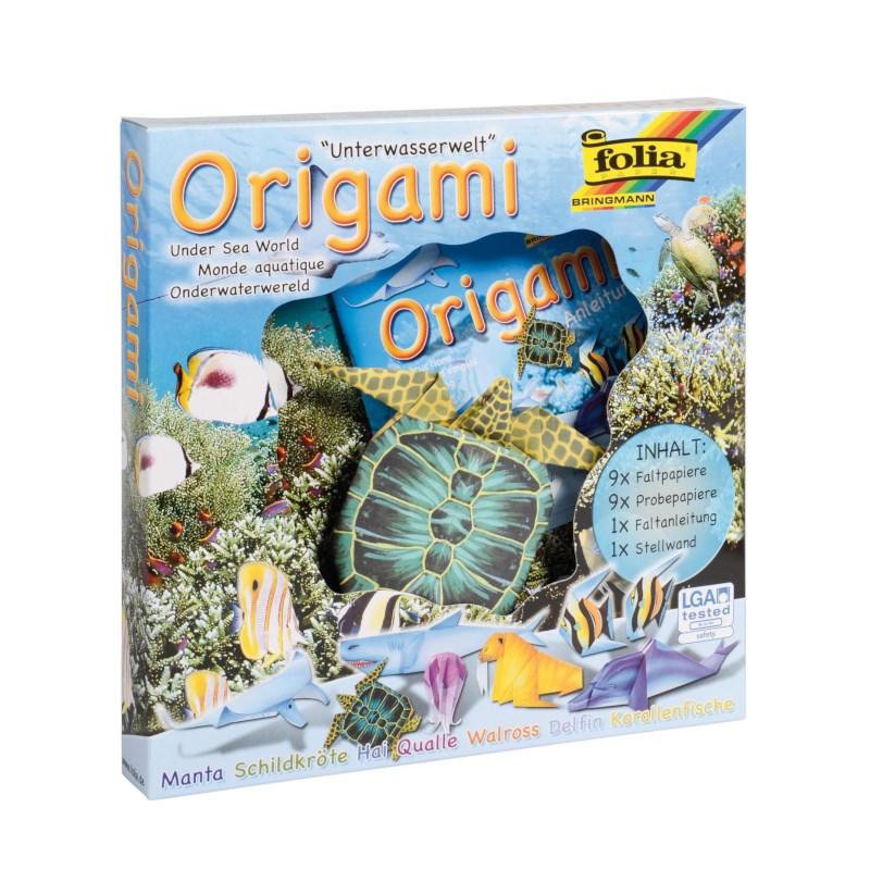 Origami   Onderwaterwereld