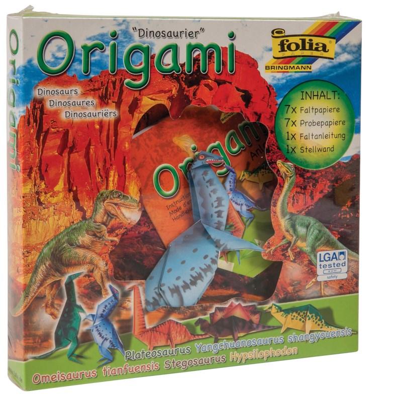 Origami | Dinosauriërs