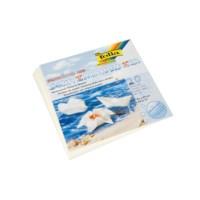 Vouwblaadjes waterproof | 20 x 20 cm | Pak à 20 vel