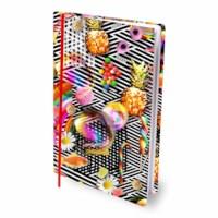 Rekbare boekenkaft | A4 | Candy | Per stuk