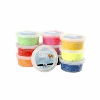 Foam Clay | Assortiment | 10 x 35 gram | Basis