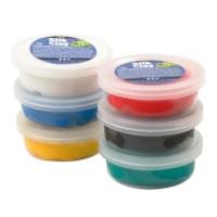 Silk Clay | Kleuren assortiment | 6 x 14 gram