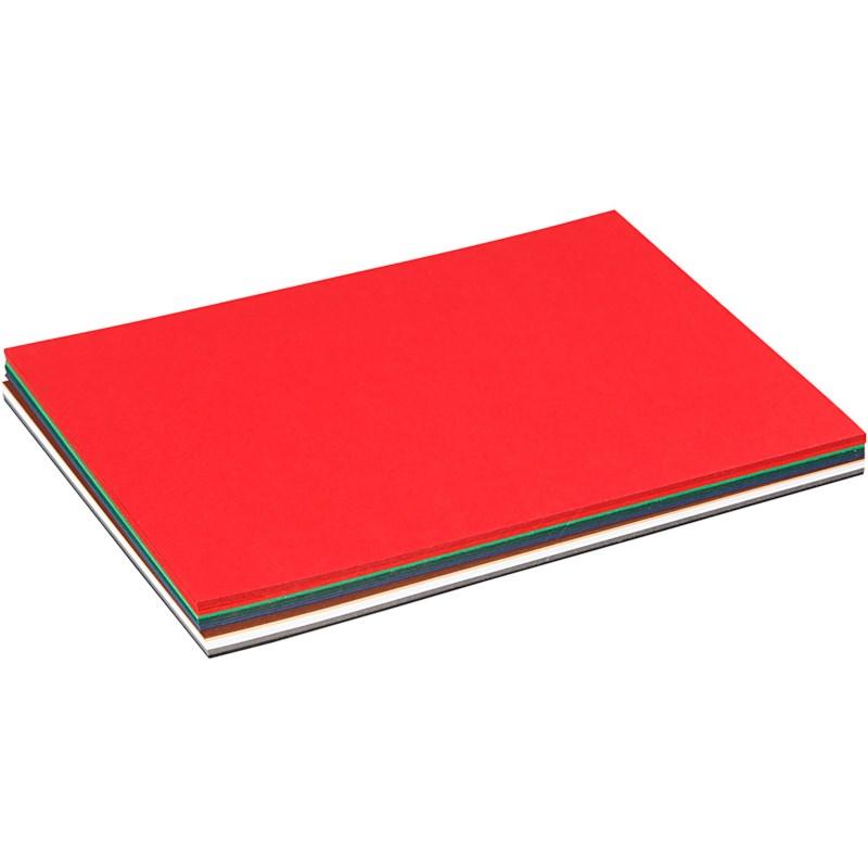 Karton kerst | Colortime | A5 | 180 gram | 60 vel