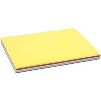 Gekleurd karton | Colortime | A5 | 180 gram | 60 vel