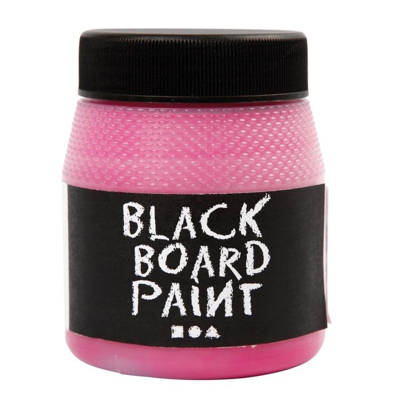 Schoolbordverf | Roze | 250 ml