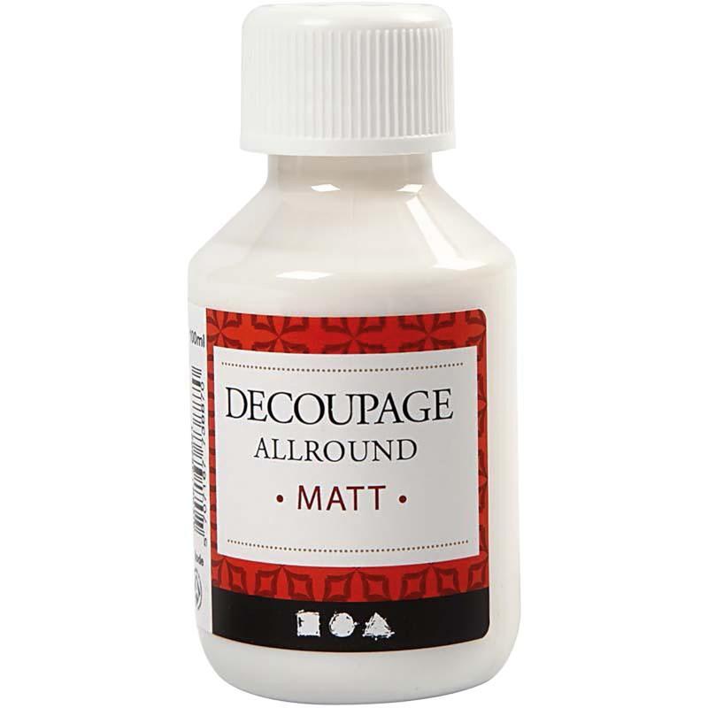 Decoupage lijmlak | Mat | 100 ml