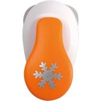 Lever punch   Sneeuwvlok   Diameter 19 mm