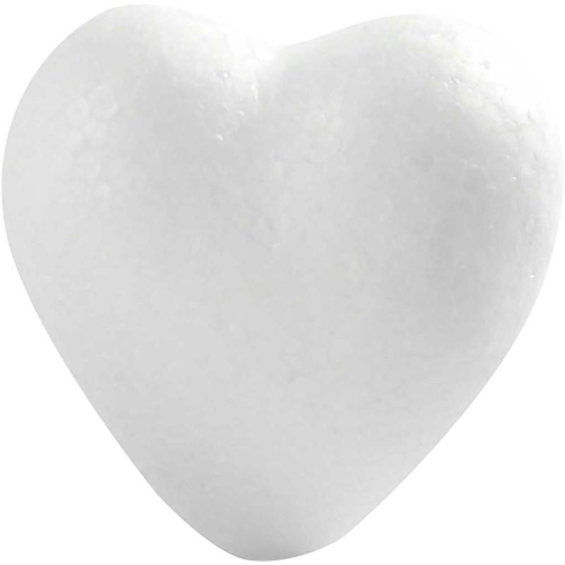 Styropor hart | Hoogte 6 cm