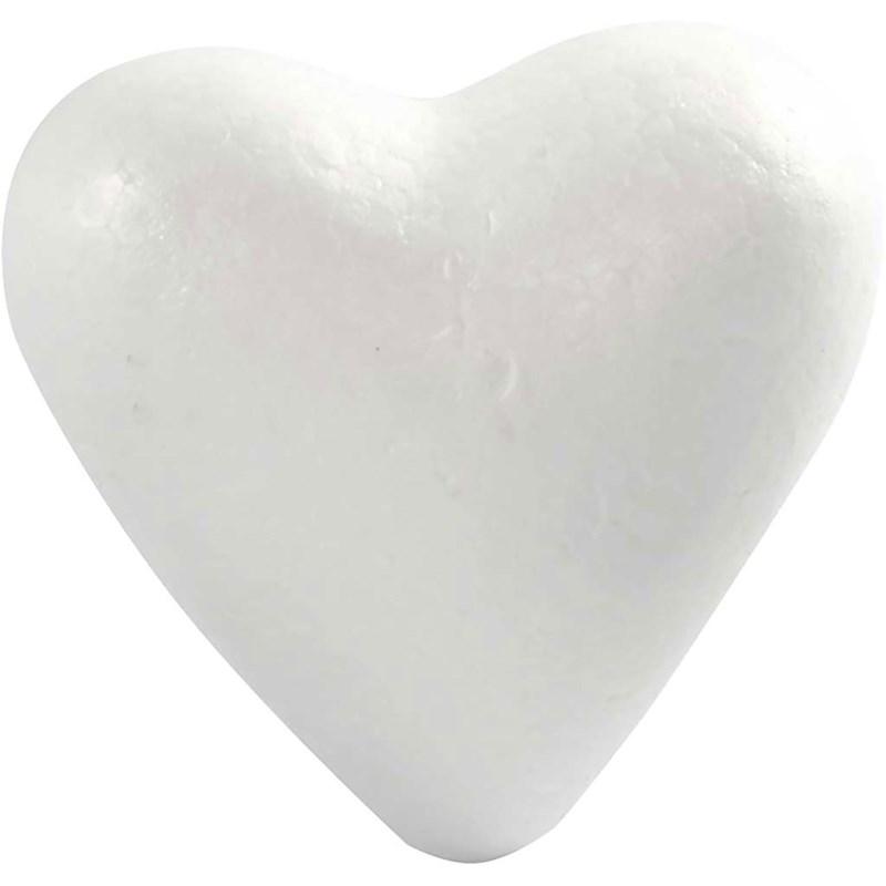 Styropor hart | Hoogte 12 cm
