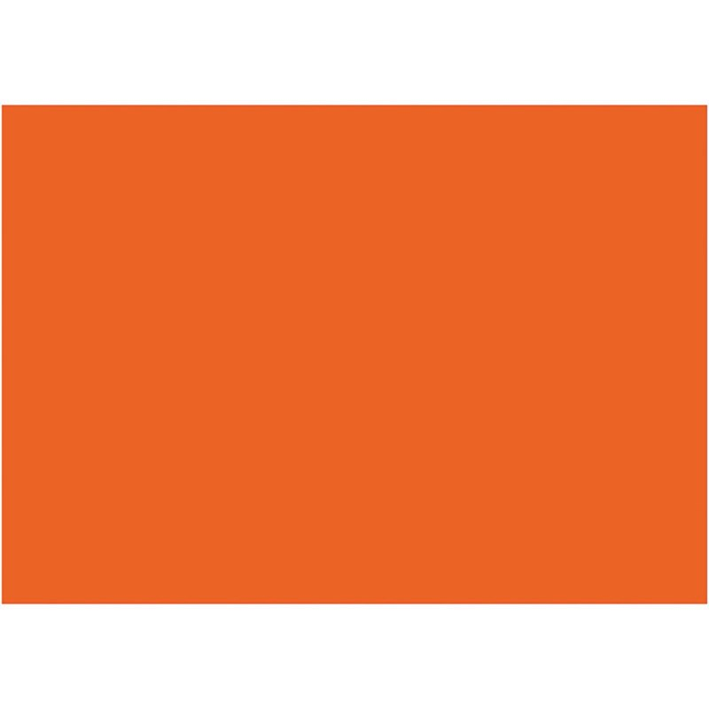 Foam vellen EVA | Oranje | A4 | 10 vel