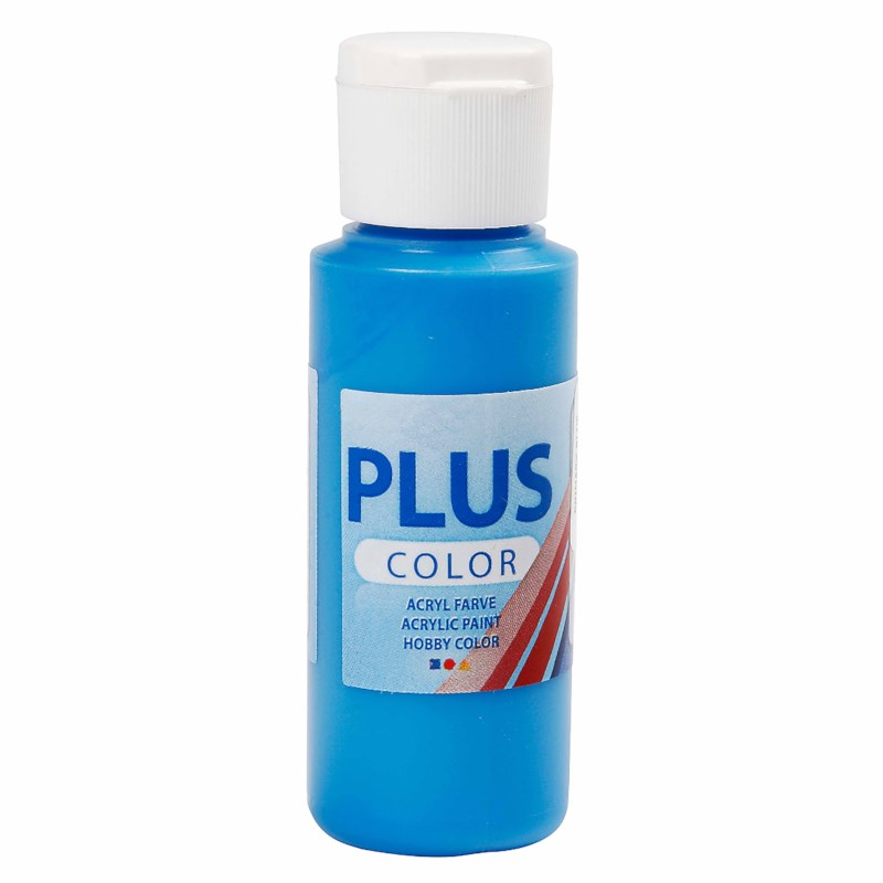 Acrylverf Plus Color | 60 ml | Primary Blue