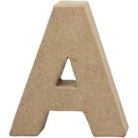 Papier-maché letter | A | Klein