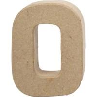 Papier-maché letter | O | Klein