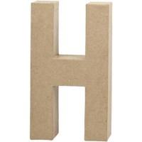 Papier-maché letter | H | Groot