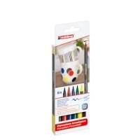 Porseleinstift | Edding 4200 | Assorti basis | 6 stuks