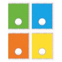 Schrift - vrolijke dots | Heutink | 16,5 x 21 cm | Liniatuur 24 lijnen | Per stuk