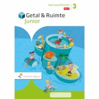 Leerwerkboek | Getal en Ruimte Junior | Groep 3 | Blok 2