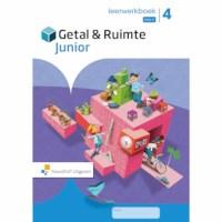 Leerwerkboek | Getal en Ruimte Junior| Groep 4 | Blok 4