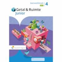 Leerwerkboek | Getal en Ruimte Junior| Groep 4 | Blok 8