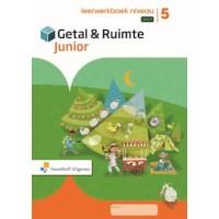 Leerwerkboek Niveau | Getal & Ruimte Junior | Groep 5 | Blok 8