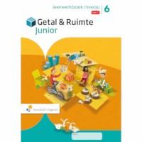 Leerwerkboek Niveau | Getal en Ruimte Junior| Groep 6 | Blok 2