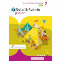 Leerwerkboek Niveau | Getal en Ruimte Junior| Groep 7 | Blok 8