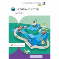 Leerwerkboek Niveau | Getal en Ruimte Junior| Groep 8 | Blok 8