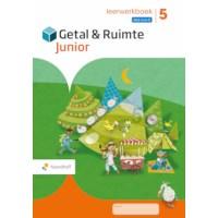 Leerwerkboek | Getal en Ruimte Junior | Groep 5 | Blok 4-5