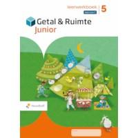 Leerwerkboek | Getal en Ruimte Junior | Groep 5 | Blok 6-7