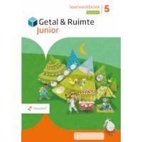 Leerwerkboek | Getal en Ruimte Junior | Groep 5 | Blok 8-9