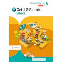 Leerwerkboek | Getal en Ruimte Junior | Groep 6 | Blok 2-3
