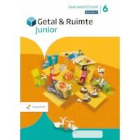 Leerwerkboek | Getal en Ruimte Junior | Groep 6 | Blok 6-7