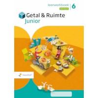 Leerwerkboek | Getal en Ruimte Junior | Groep 6 | Blok 8-9