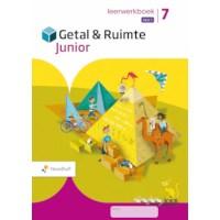 Leerwerkboek | Getal en Ruimte Junior | Groep 7 | Blok 1