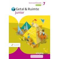 Leerwerkboek | Getal en Ruimte Junior | Groep 7 | Blok 8-9